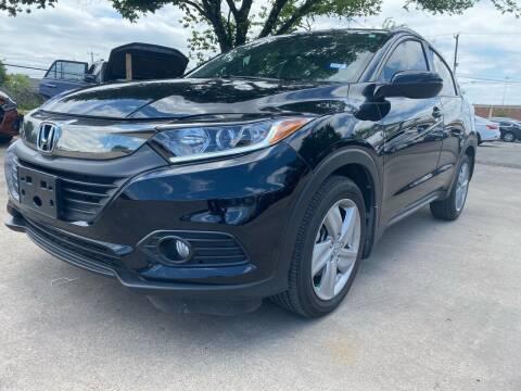 2019 Honda HR-V for sale at Makka Auto Sales in Dallas TX