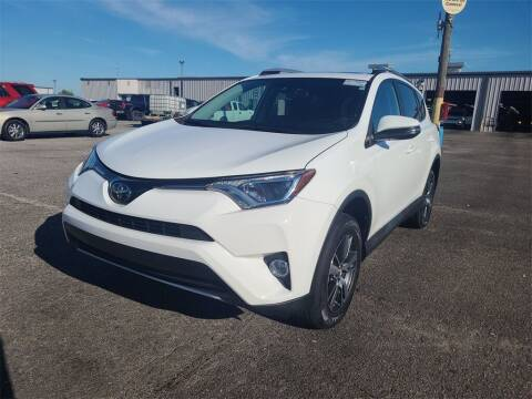 2018 Toyota RAV4 for sale at Florida Fine Cars - West Palm Beach in West Palm Beach FL