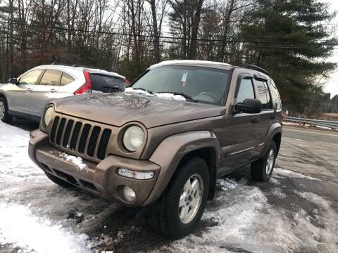 2002 Jeep Liberty for sale at Royal Crest Motors in Haverhill MA