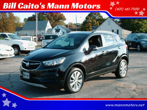 2017 Buick Encore for sale at Bill Caito's Mann Motors in Warwick RI