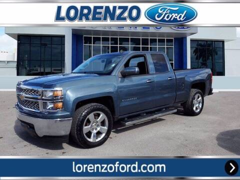 2014 Chevrolet Silverado 1500 for sale at Lorenzo Ford in Homestead FL
