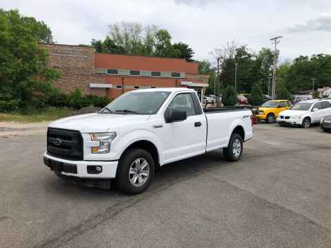 2017 Ford F-150 for sale at DILLON LAKE MOTORS LLC in Zanesville OH