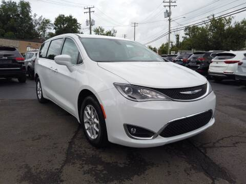 2020 Chrysler Pacifica for sale at RS Motors in Falconer NY