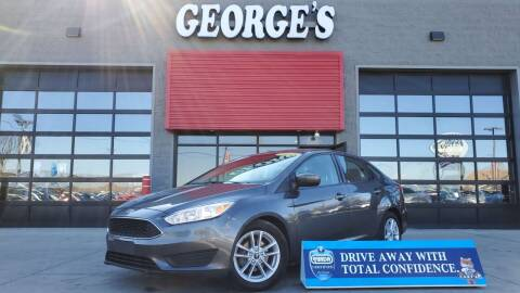 2018 Ford Focus for sale at George's Used Cars - Pennsylvania & Allen in Brownstown MI