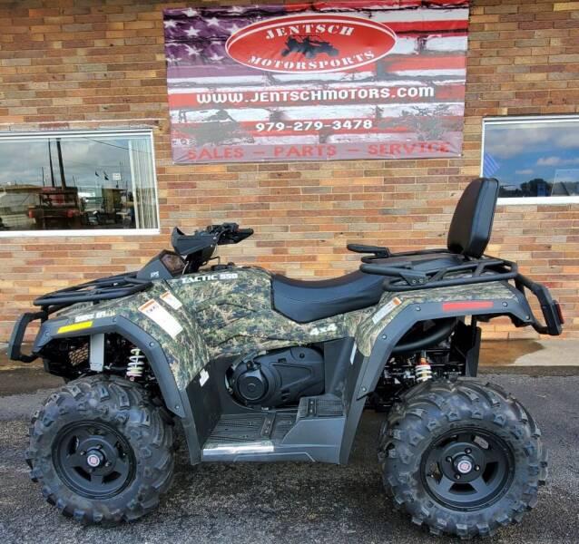 2021 HISUN TACTIC 550 for sale at JENTSCH MOTORS in Hearne TX