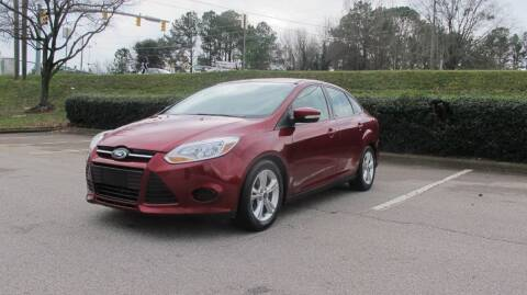 2014 Ford Focus for sale at Best Import Auto Sales Inc. in Raleigh NC