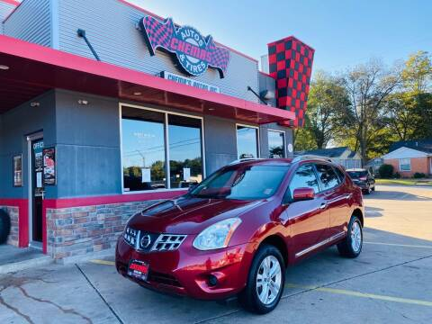 2013 Nissan Rogue for sale at Chema's Autos & Tires in Tyler TX