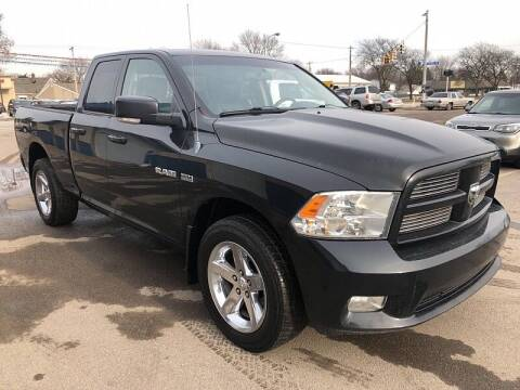 2010 Dodge Ram Pickup 1500 for sale at CItywide Auto Credit in Oregon OH