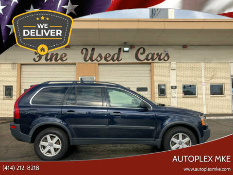 2006 Volvo XC90 for sale at Autoplexwest in Milwaukee WI