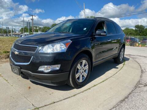 2010 Chevrolet Traverse for sale at Xtreme Auto Mart LLC in Kansas City MO