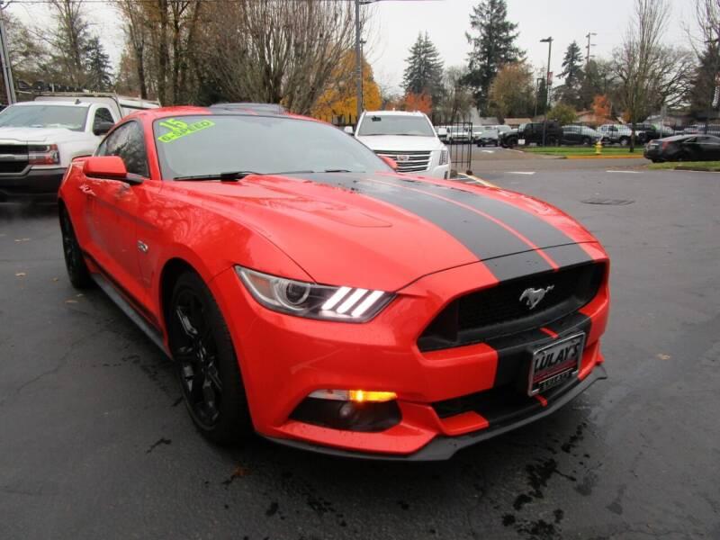 2015 Ford Mustang GT Premium 2dr Fastback - Salem OR