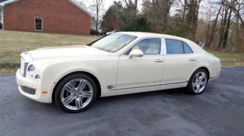 2012 Bentley Mulsanne for sale at Carolina Classics & More in Thomasville NC