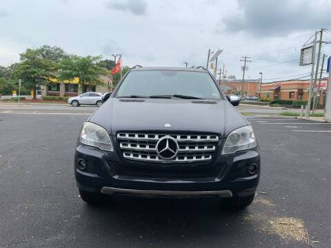 2010 Mercedes-Benz M-Class for sale at FIRST CLASS AUTO in Arlington VA