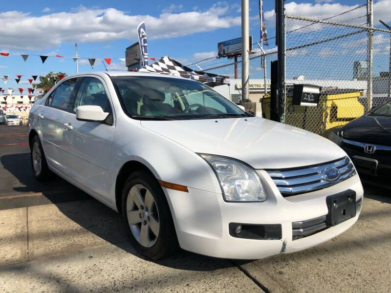 2007 Ford Fusion for sale at GW MOTORS in Newark NJ