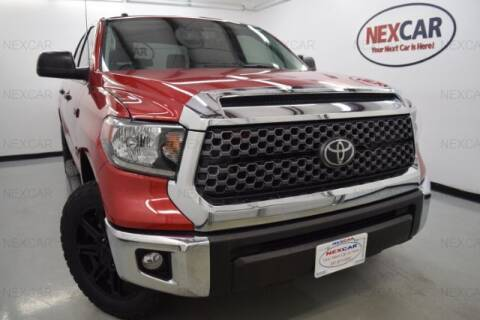 2018 Toyota Tundra for sale at Houston Auto Loan Center in Spring TX