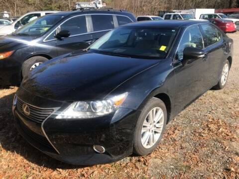 2015 Lexus ES 350 for sale at BILLY HOWELL FORD LINCOLN in Cumming GA