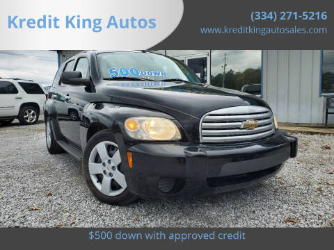2010 Chevrolet HHR for sale at Kredit King Autos in Montgomery AL