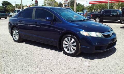 2011 Honda Civic for sale at Pinellas Auto Brokers in Saint Petersburg FL