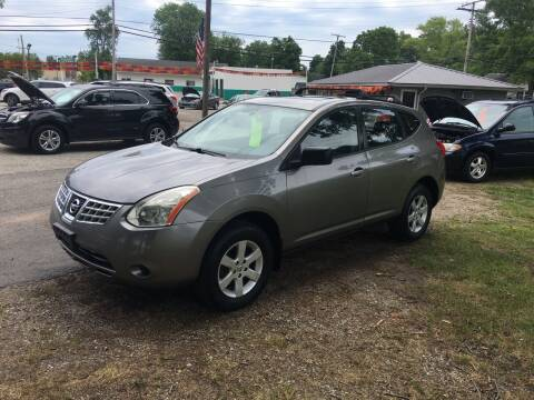 2008 Nissan Rogue for sale at Antique Motors in Plymouth IN