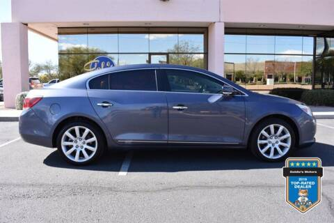 2013 Buick LaCrosse for sale at GOLDIES MOTORS in Phoenix AZ