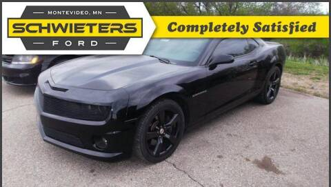 2010 Chevrolet Camaro for sale at Schwieters Ford of Montevideo in Montevideo MN