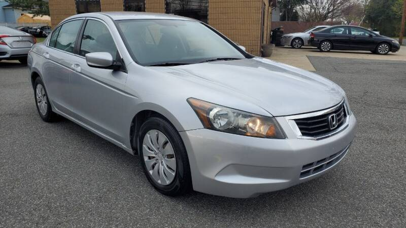 2008 Honda Accord for sale at Citi Motors in Highland Park NJ