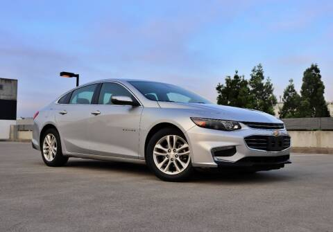 2017 Chevrolet Malibu for sale at La Familia Auto Sales in San Jose CA