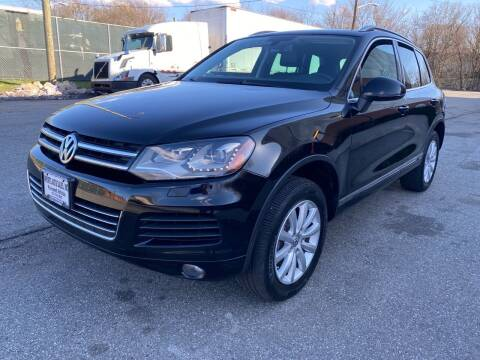 2011 Volkswagen Touareg for sale at Imports Auto Sales Inc. in Paterson NJ