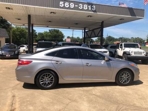2014 Hyundai Azera for sale at BOB SMITH AUTO SALES in Mineola TX