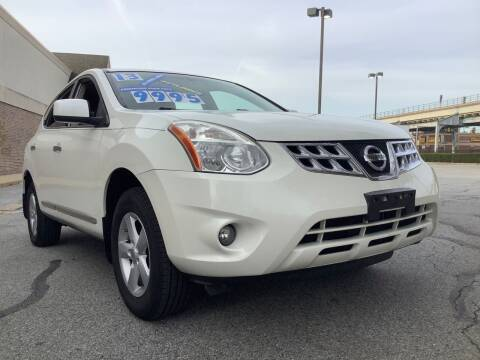2013 Nissan Rogue for sale at Active Auto Sales Inc in Philadelphia PA