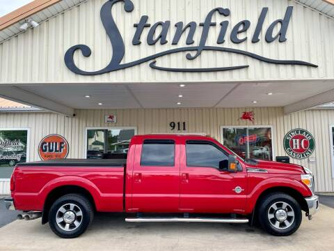 2011 Ford F-250 Super Duty for sale at Stanfield Auto Sales in Greenfield IN