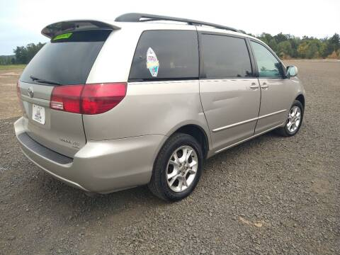 2005 Toyota Sienna for sale at M AND S CAR SALES LLC in Independence OR