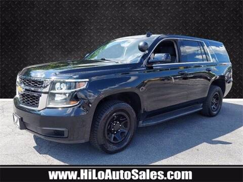2016 Chevrolet Tahoe for sale at BuyFromAndy.com at Hi Lo Auto Sales in Frederick MD