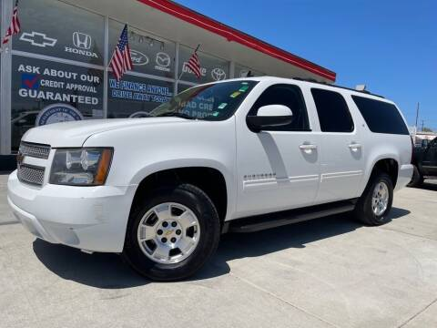 2012 Chevrolet Suburban for sale at VR Automobiles in National City CA