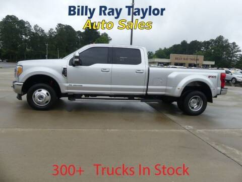 2017 Ford F-350 Super Duty for sale at Billy Ray Taylor Auto Sales in Cullman AL