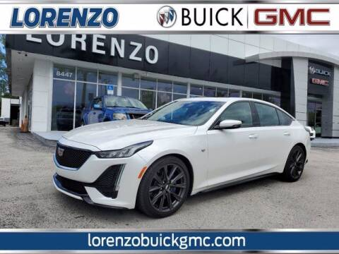 2020 Cadillac CT5 for sale at Lorenzo Buick GMC in Miami FL