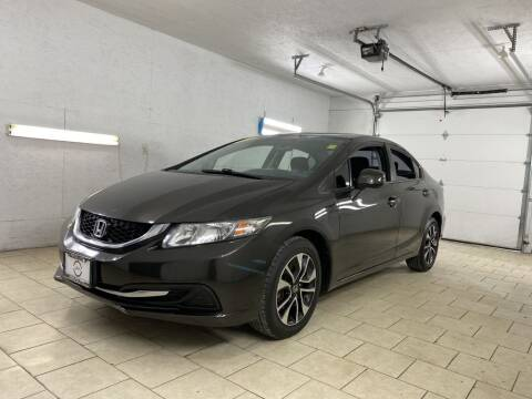 2013 Honda Civic for sale at 4 Friends Auto Sales LLC in Indianapolis IN
