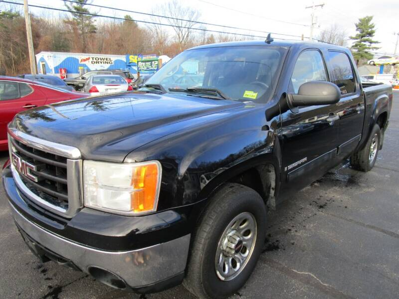 2007 GMC Sierra 1500 for sale at Route 12 Auto Sales in Leominster MA