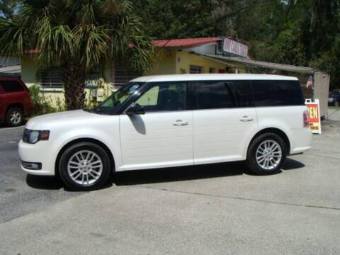 2014 Ford Flex for sale at VANS CARS AND TRUCKS in Brooksville FL