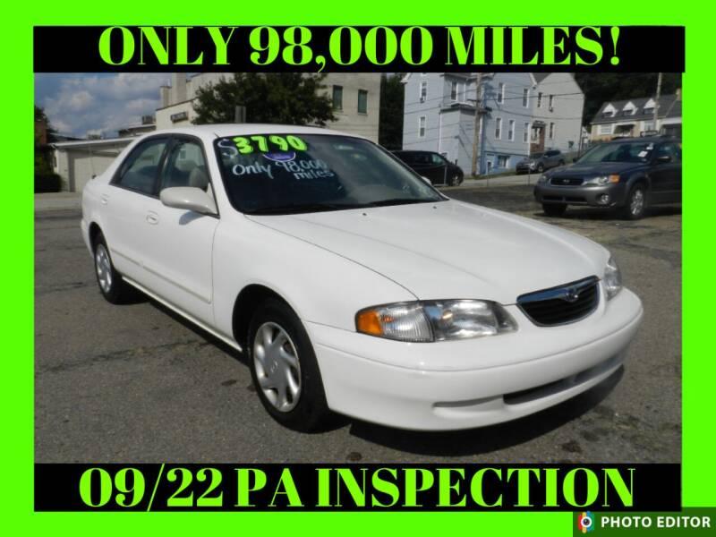 1998 Mazda 626 for sale at 2010 Auto Sales in Glassport PA
