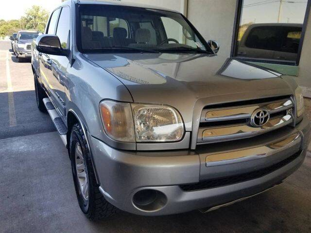 2006 Toyota Tundra for sale at Schneck Motor Company in Plano TX