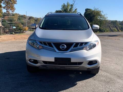 2011 Nissan Murano for sale at Car ConneXion Inc in Knoxville TN
