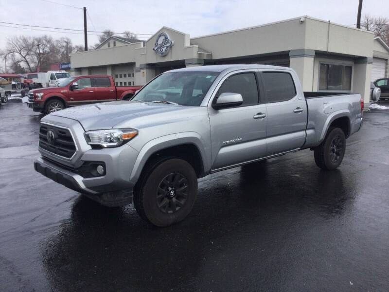2018 Toyota Tacoma for sale at Beutler Auto Sales in Clearfield UT