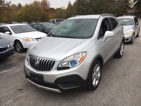 2015 Buick Encore for sale at Best Buy Auto Sales in Murphysboro IL
