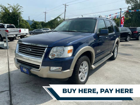 2006 Ford Explorer for sale at H3 MOTORS in Dickinson TX