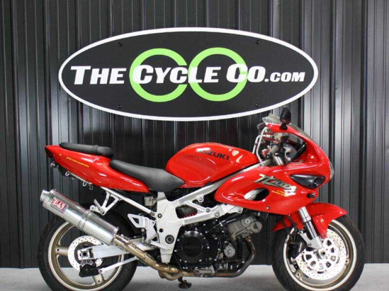 1997 Suzuki TL 1000 S for sale at THE CYCLE CO in Columbus OH