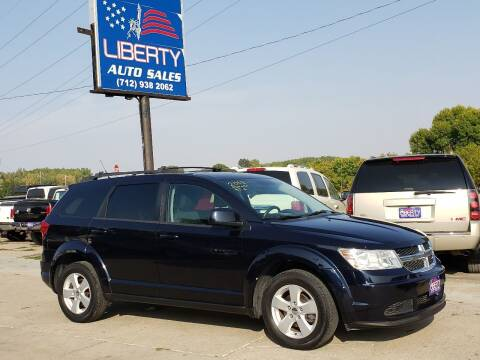 2011 Dodge Journey for sale at Liberty Auto Sales in Merrill IA