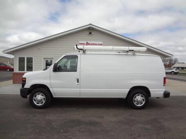 2013 Ford E-Series Cargo for sale at GIBB'S 10 SALES LLC in New York Mills MN