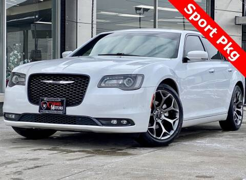 2015 Chrysler 300 for sale at Carmel Motors in Indianapolis IN