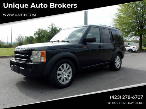 2005 Land Rover LR3 for sale at Unique Auto Brokers in Kingsport TN